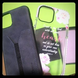 Iphone cases iPhone 11pro set of 2